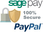 100% secure payments with Best Bearings Online