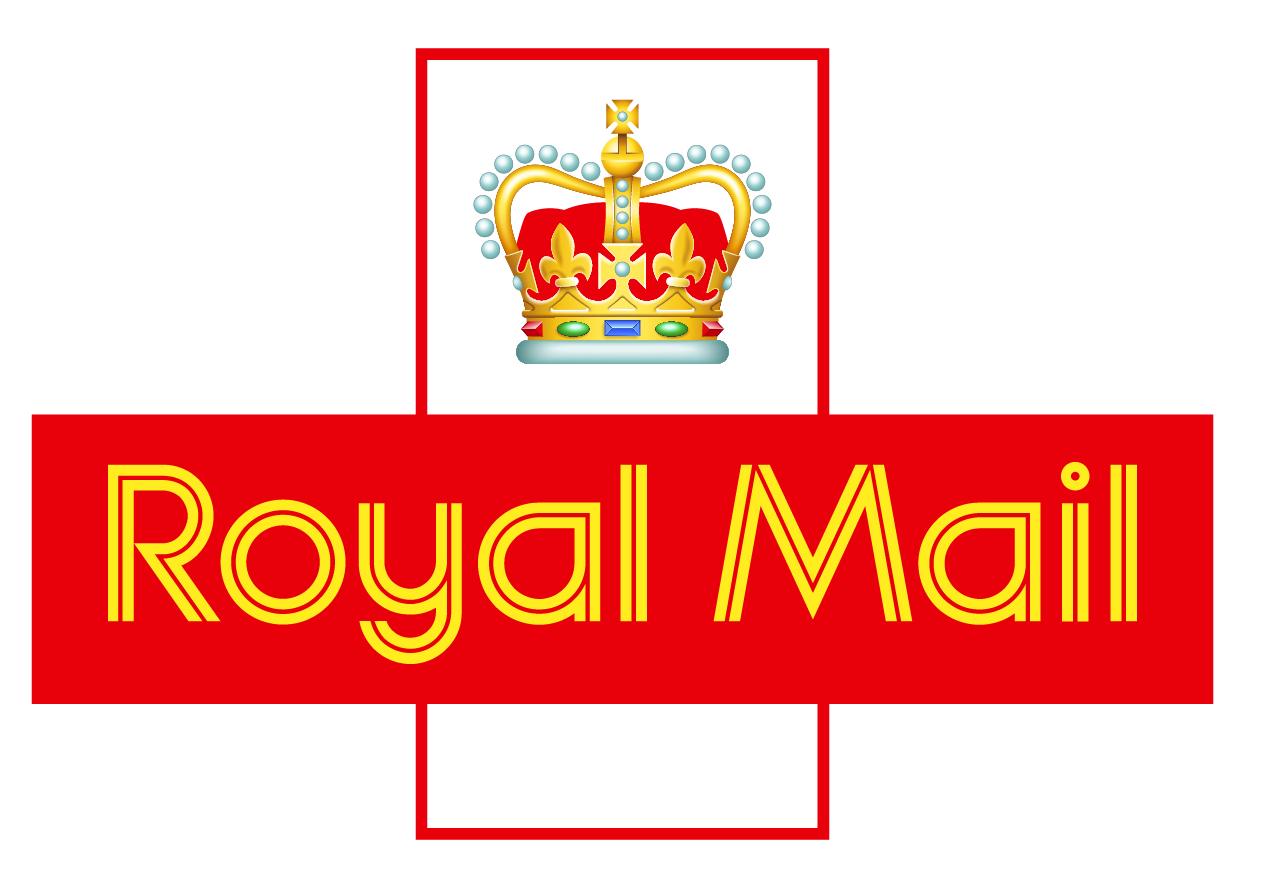 Standard shipping services are provided using Royal Mail