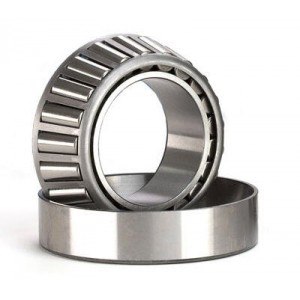 33214 BUDGET Metric Single Row Taper Roller Bearing 70mm x 125mm x 41mm