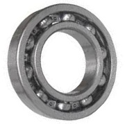 6207 C3 FAG Open Type Deep Groove Ball Bearing 35x72x17mm