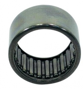 HK1214-RS INA Drawn Cup Needle Roller Bearing with Seal One End Caged 12x18x14mm
